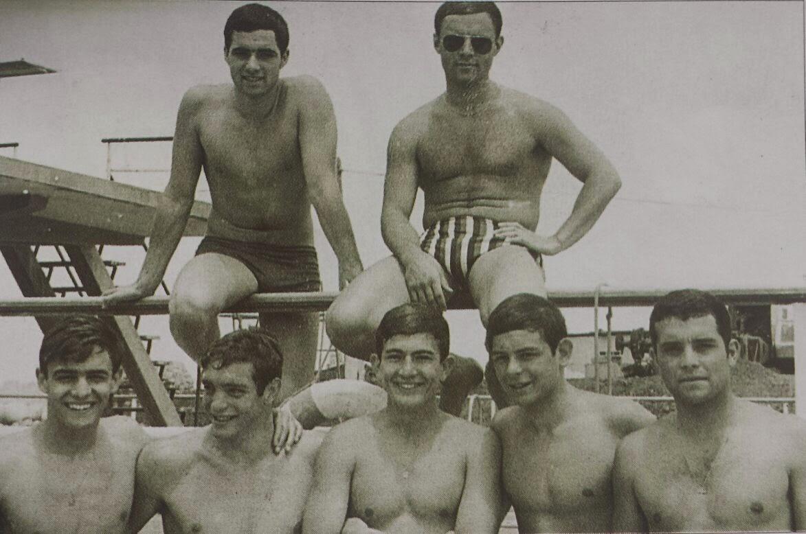 Resultado de imagen de Diego Martel nadador olimpico